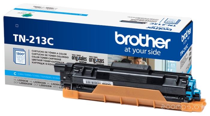 Картридж Brother TN-213C