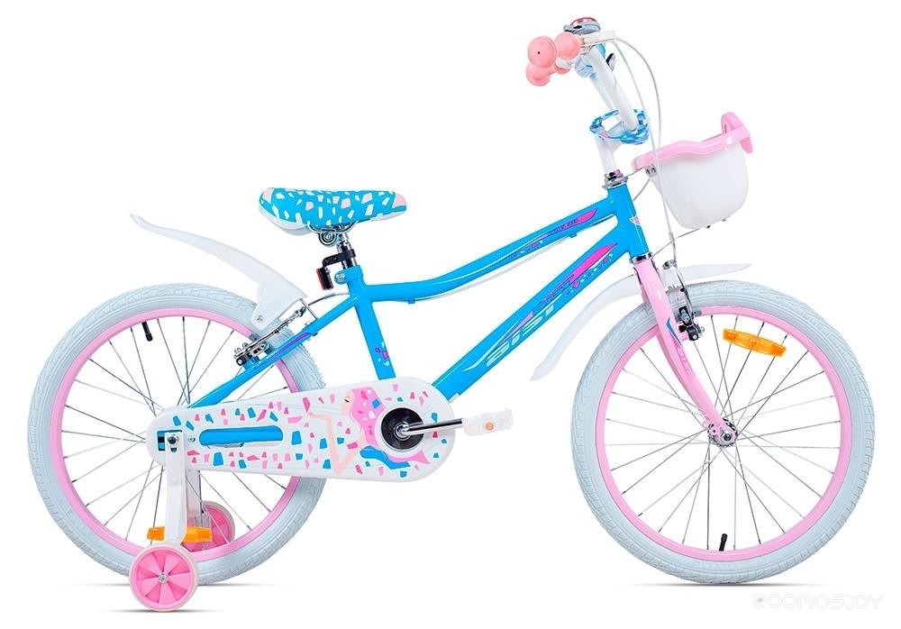 Детский велосипед Aist Wiki 20 (2019) (голубой)