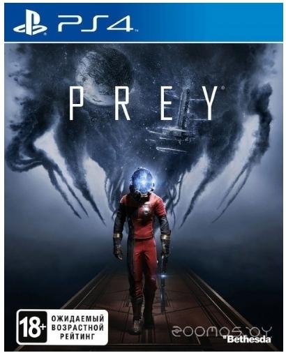 Игра для игровой консоли Bethesda Softworks Prey 2017 PS4