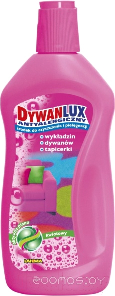 Dywanlux Antyalergic Carpet Cleaner Цветочная 0.5 л