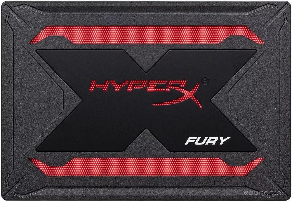 SSD HyperX Fury RGB 960GB SHFR200/960G