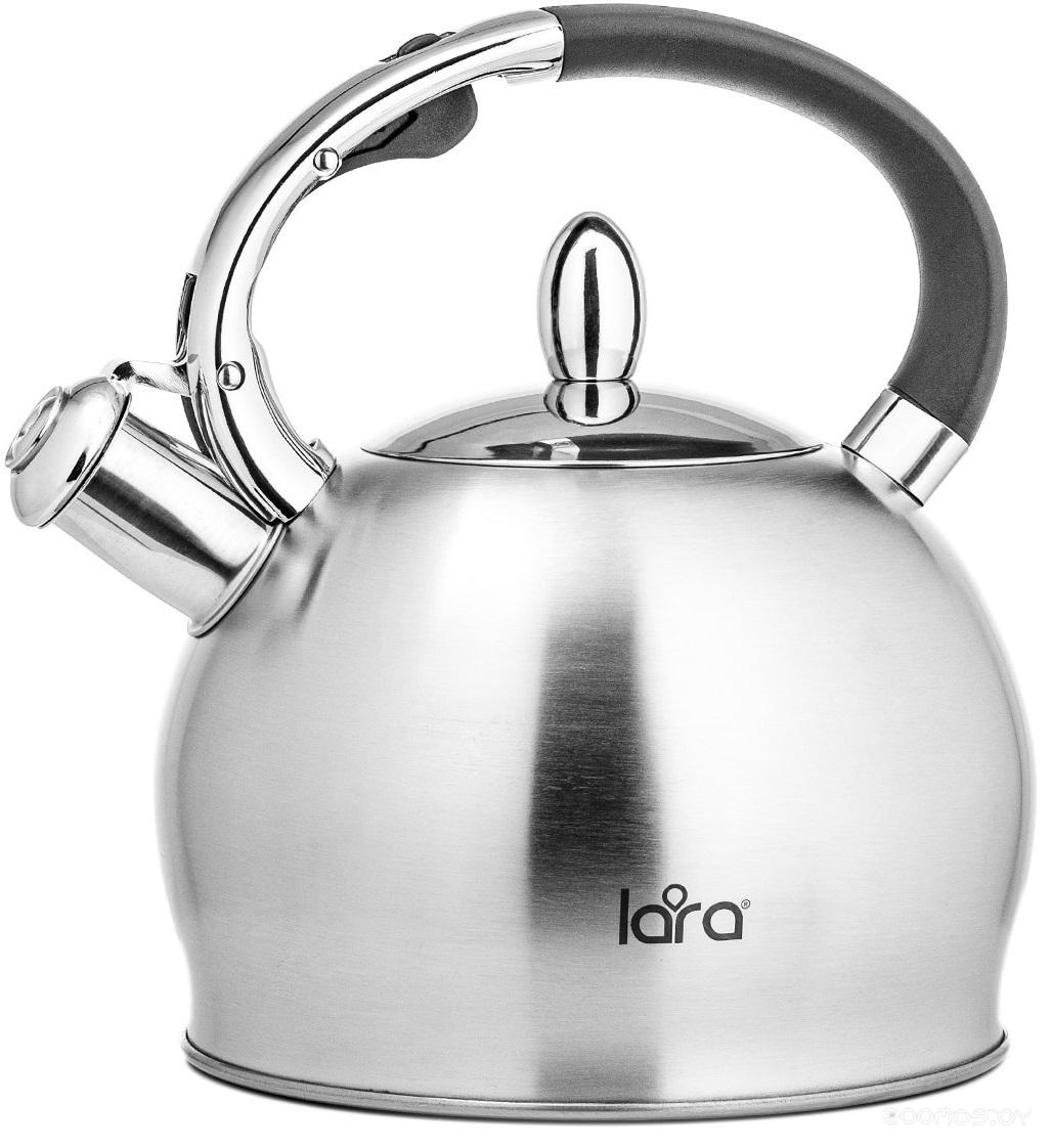 Чайник со свистком Lara LR00-10