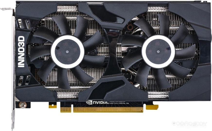 Видеокарта Inno3D GeForce RTX 2060 Twin X2 6GB GDDR6 N20602-06D6-1710VA23