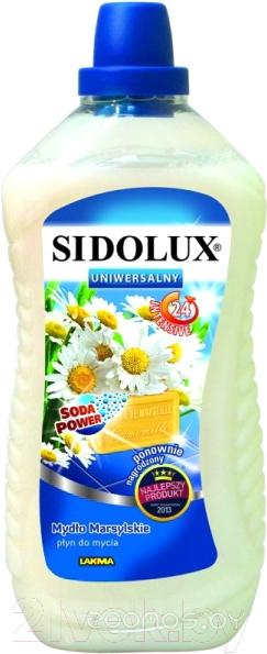Sidolux Мыло из Марселя