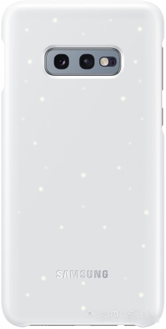 Чехол Samsung LED Cover для Samsung Galaxy S10e (белый)