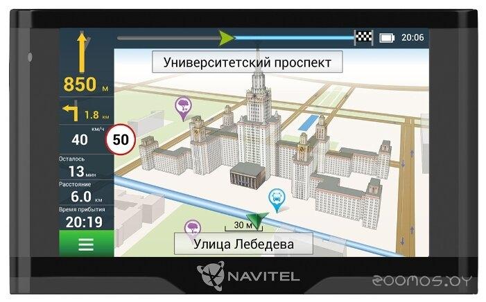 GPS навигатор Navitel N500 Magnetic