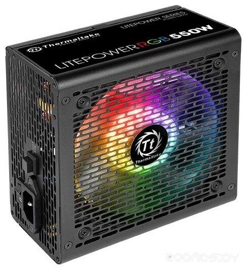 Блок питания Thermaltake Litepower RGB 550W (230V)