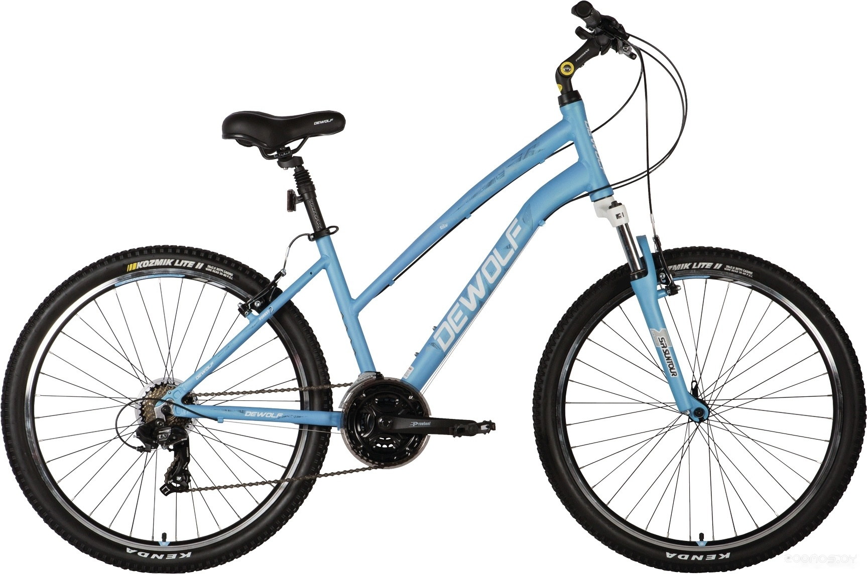 Велосипед Dewolf Forest 2