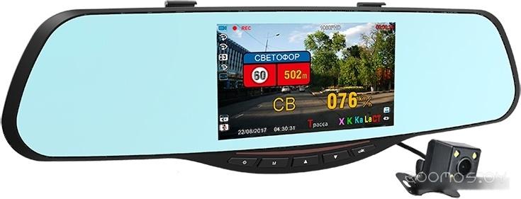 Автомобильный видеорегистратор Intego VX-685MR