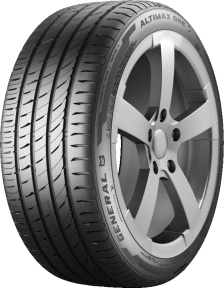 General Tire Altimax One S 225/45 R17 91Y