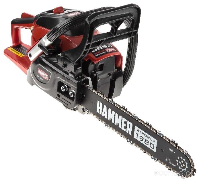 Цепная бензиновая пила Hammer BPL3814C