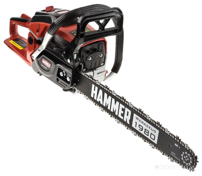 Цепная бензиновая пила Hammer BPL5518C