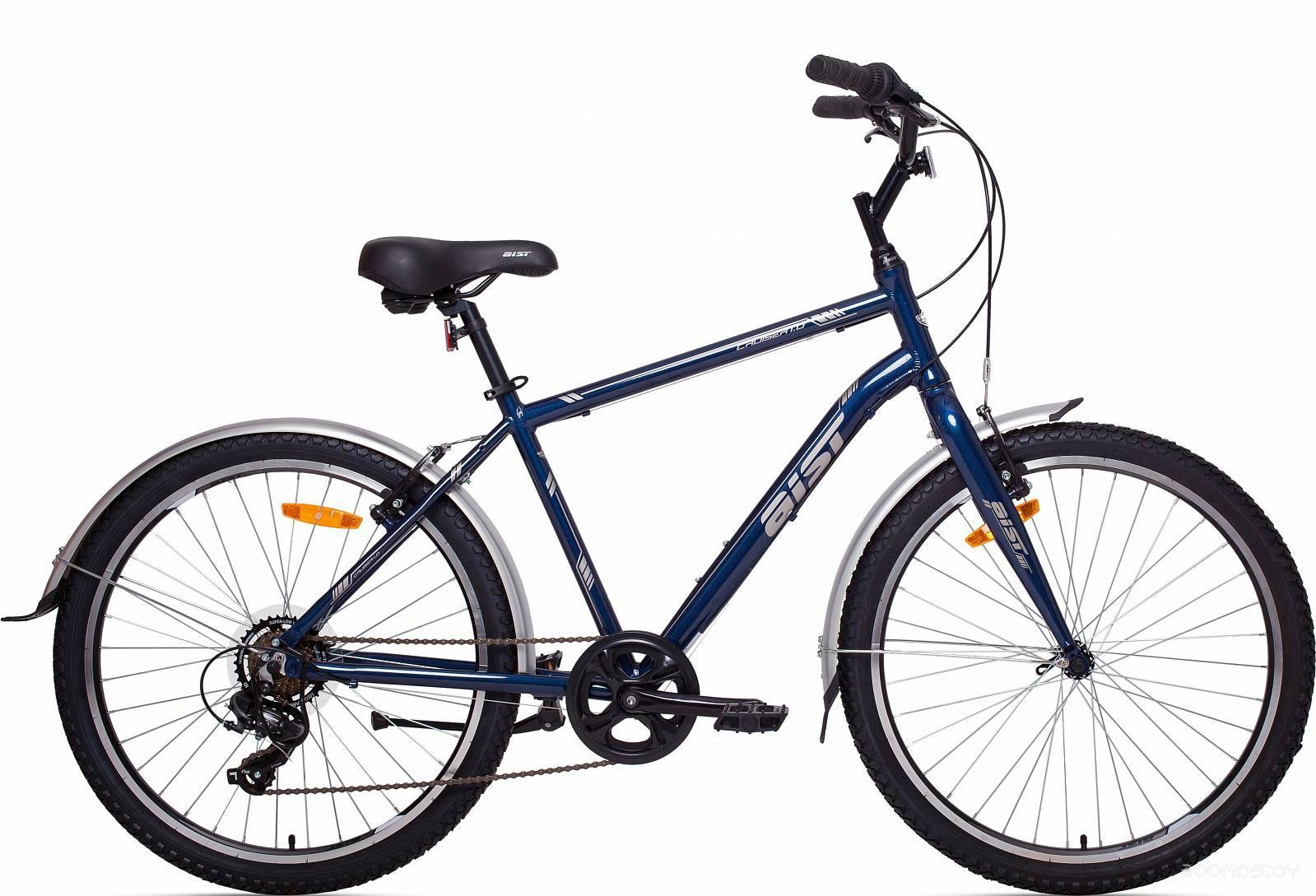 Велосипед Aist Cruiser 1.0 18.5 (Blue)