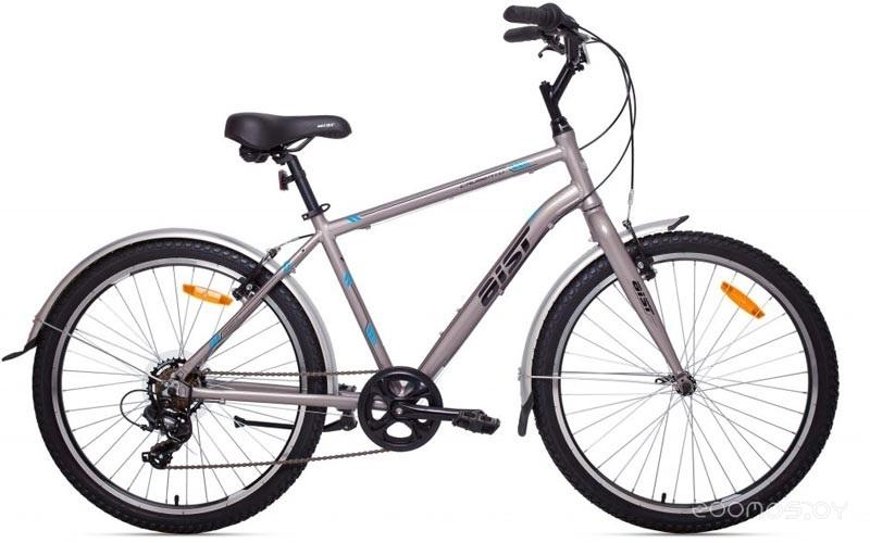 Велосипед Aist Cruiser 1.0 18.5 (Graphit)