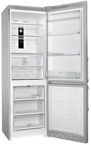 Холодильник с морозильником Hotpoint-Ariston HF 5201 X R