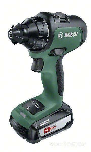 Дрель-шуруповерт Bosch AdvancedDrill 18
