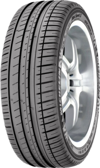 Michelin Pilot Sport 3 255/35R18 94Y (run-flat)