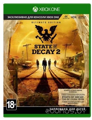 Игра для игровой консоли Undead Labs State of Decay 2 для Xbox One
