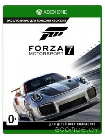 Игра для игровой консоли Microsoft Forza Motorsport 7: Standard Edition для Xbox One