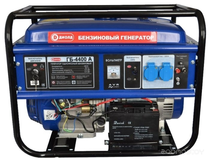 Бензиновая электростанция ДИОЛД ГБ-4400 А