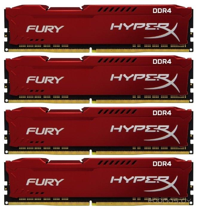 Оперативная память HyperX HX424C15FRK4/64