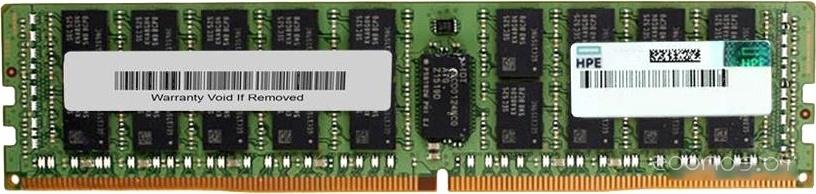 Оперативная память HP 815101-B21 64GB DDR4 PC4-21300