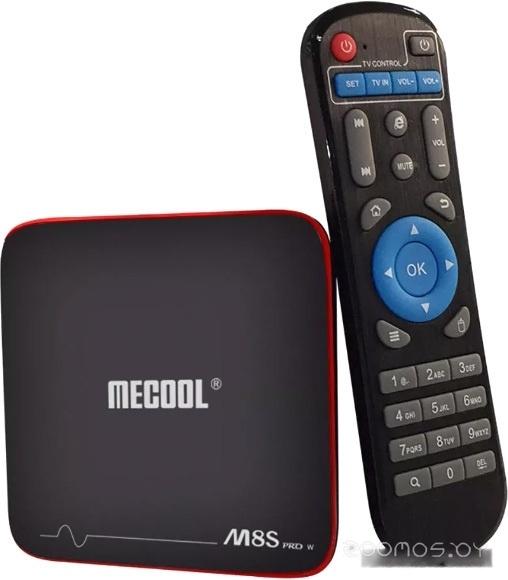 Медиаплеер Mecool M8S Pro W 2ГБ/16ГБ