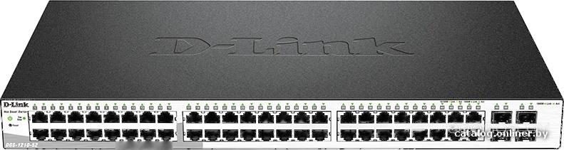 Коммутатор D-LINK DGS-1210-52/C1A