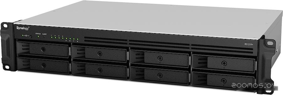Сетевой накопитель Synology RackStation RS1219+