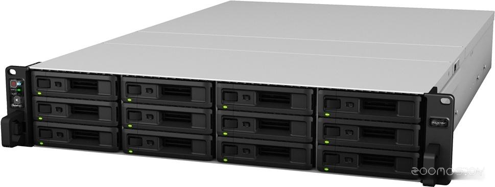 Сетевой накопитель Synology RackStation RS2418RP+