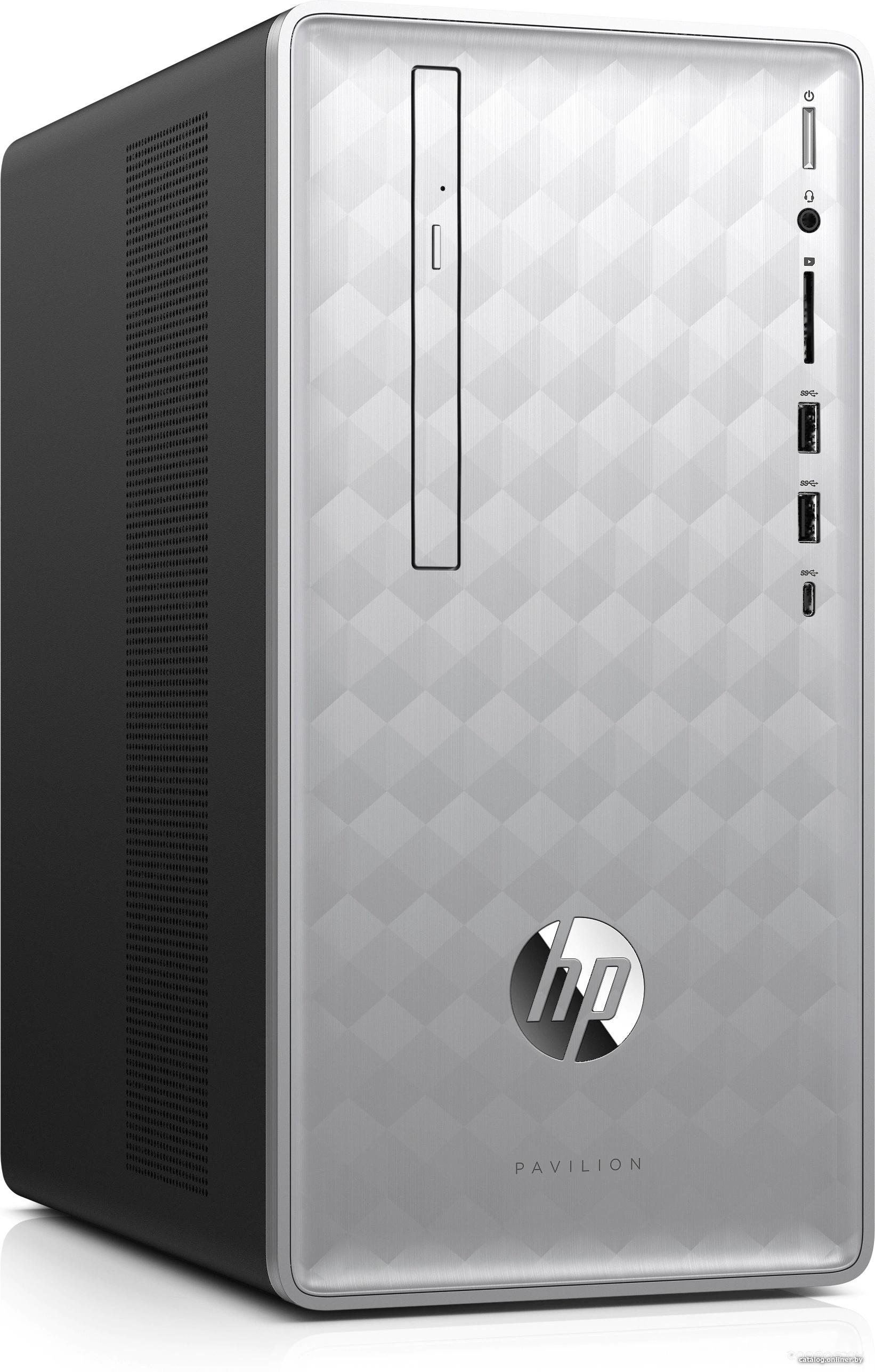 Компьютер HP Pavilion 590-p0010ur 4GL62EA