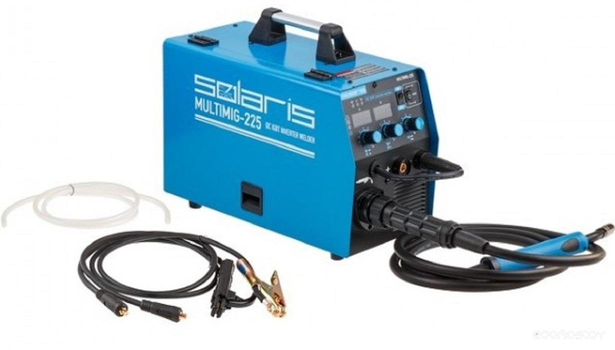 Сварочный аппарат Solaris TOPMIG-225WG5