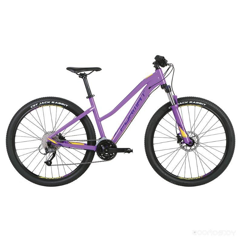 Велосипед Format 7713 27.5 (2019) Violet M