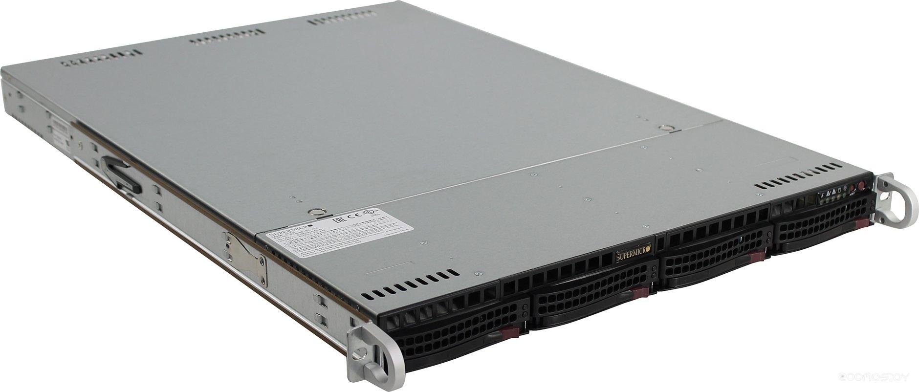 Серверная платформа Supermicro SYS-6018R-TD