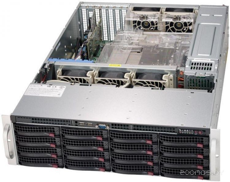 Серверная платформа Supermicro SSG-6039P-E1CR16H