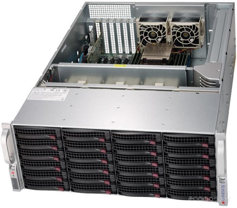 Серверная платформа Supermicro SSG-6049P-E1CR24H