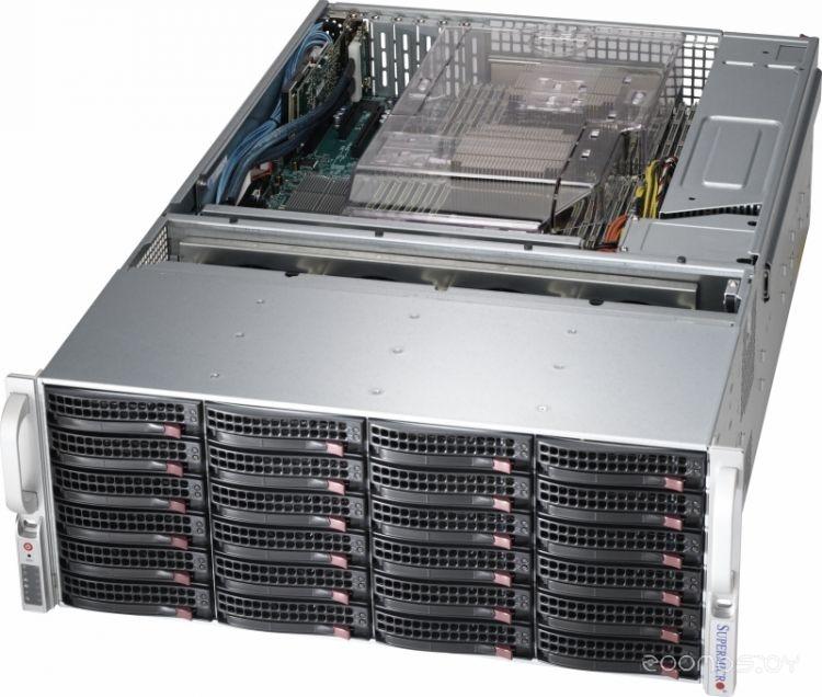 Серверная платформа Supermicro SSG-6049P-E1CR36L