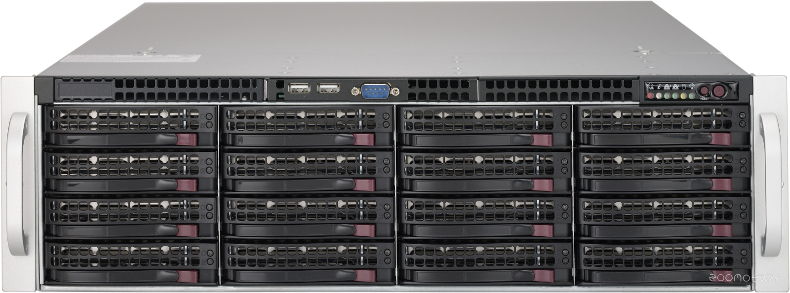 Серверная платформа Supermicro SSG-6039P-E1CR16L