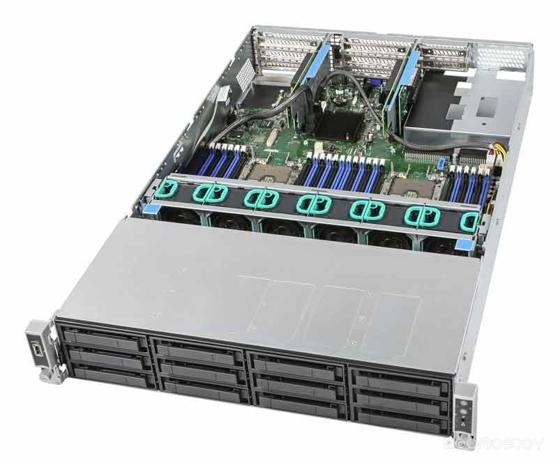 Серверная платформа Intel R2312WFQZS