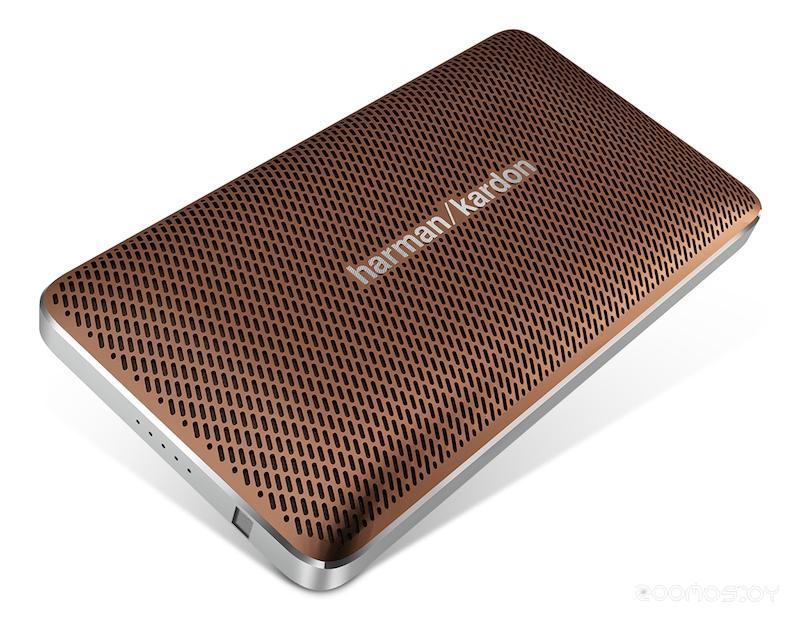 Портативная акустика HARMAN KARDON Esquire Mini 2 (Brown)
