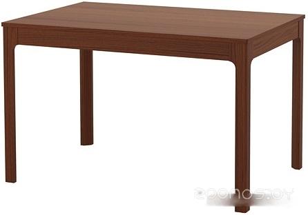 Обеденный стол Ikea Экедален (коричневый) 403.578.23