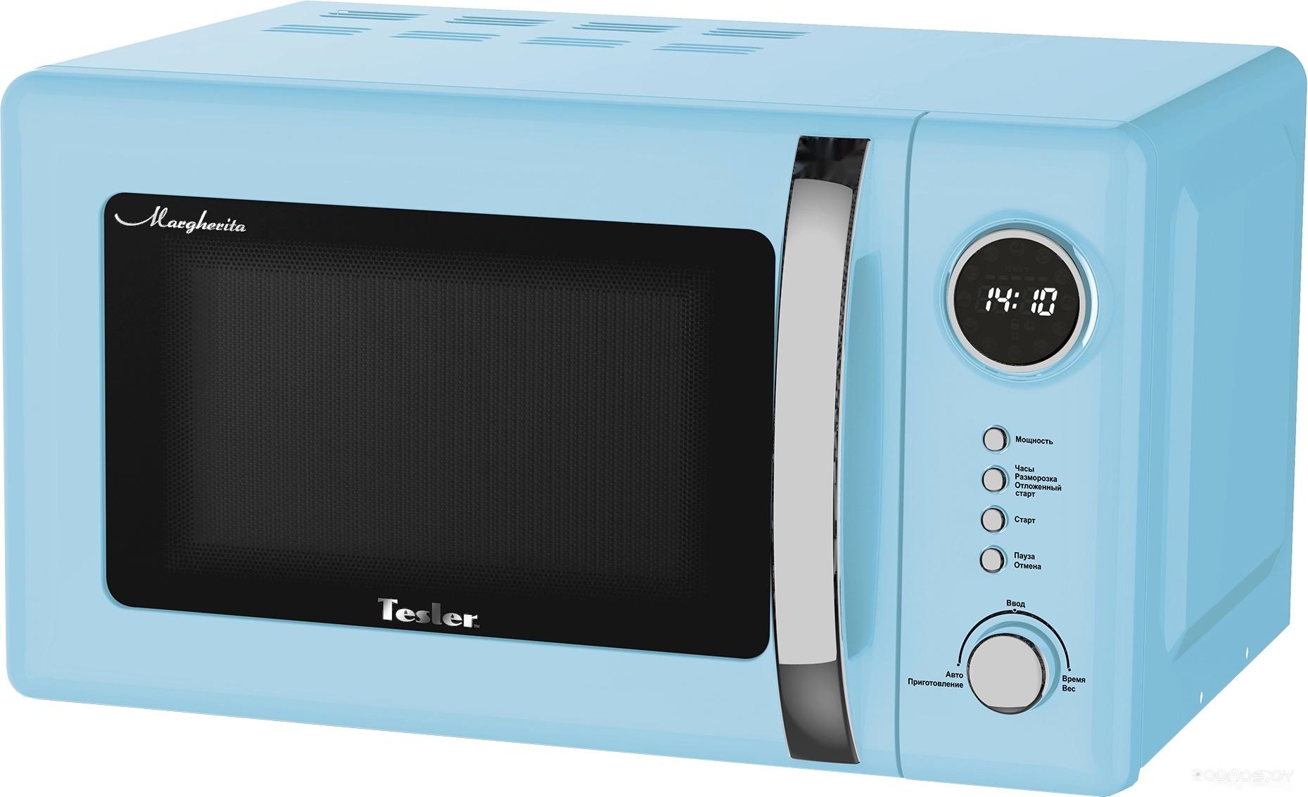 Микроволновая печь Tesler ME-2055 (голубой)