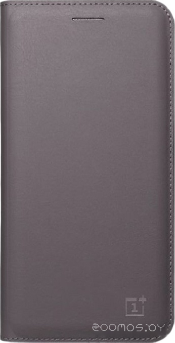 Чехол OnePlus Flip Cover для OnePlus 5 (серый)