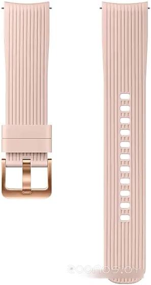 Ремешок Samsung Silicone для Galaxy Watch 42mm (розовый)