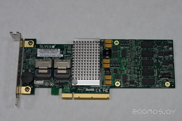 Контроллер Supermicro AOC-S3216L-L16IT-O