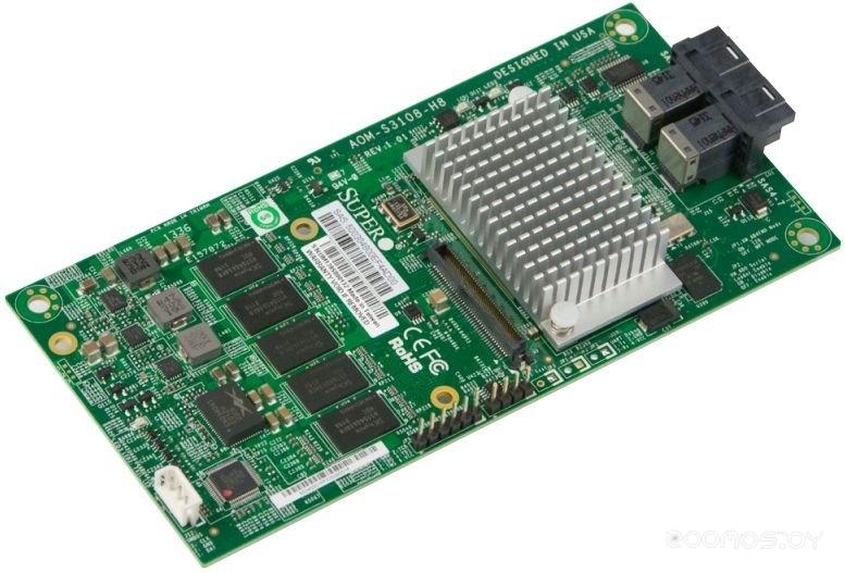 Контроллер Supermicro AOM-S3108-H8