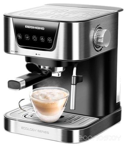 Кофеварка рожковая Redmond RCM-M1513