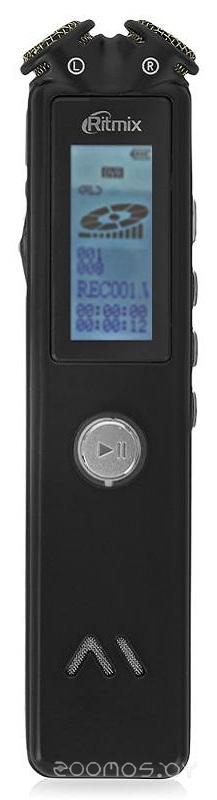 Диктофон Ritmix RR-145 4 GB (черный)