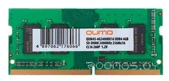 Оперативная память Qumo QUM4S-4G2400KK16