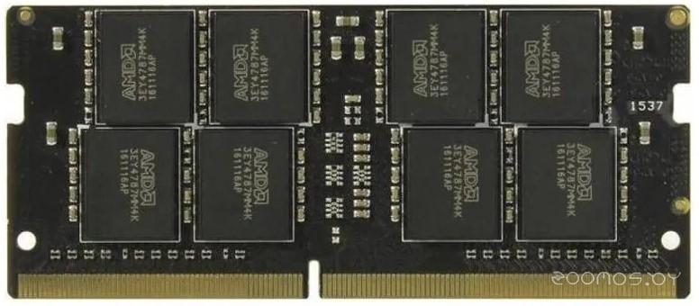 Оперативная память AMD 16GB DDR4 SODIMM PC4-19200 [R7416G2400S2S-UO]